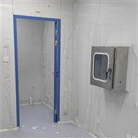 HZD临沂食品洁净室装修结构材料