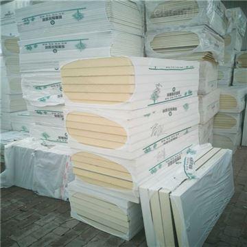 1200*600发货外墙隔音聚氨酯复合保温板