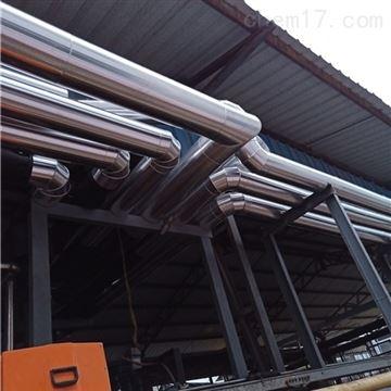 齐全保定蒸汽管道做保温施工步骤