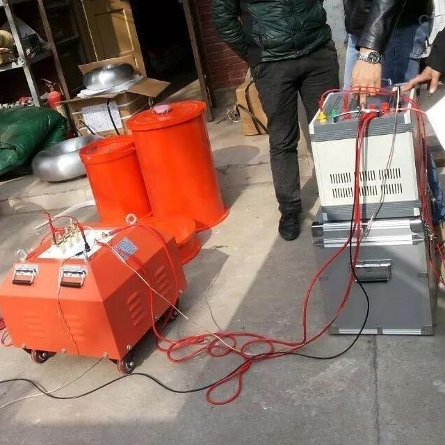 66KV/198KVA变频串联谐振耐压装置