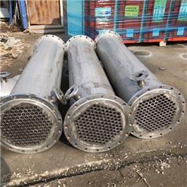 处理二手钛管冷凝器