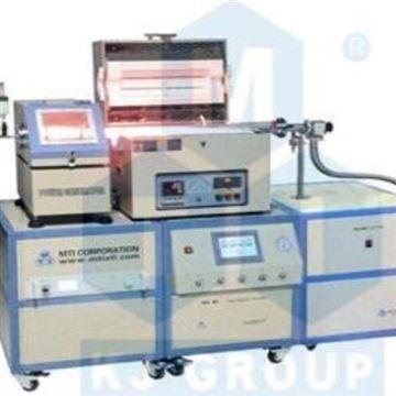OTF-1200X-50-4CLV-P4路质子混气管式PECVD系统