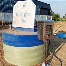 浙江杭州地埋式一体化预制泵站厂家