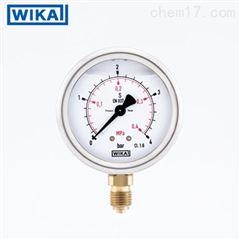 111.10,111.12威卡WIKA压力表