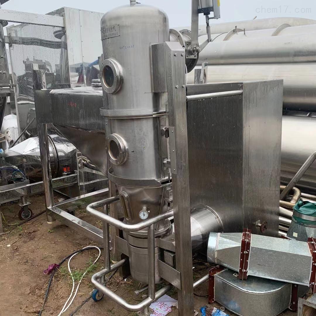 二手5型沸腾制粒机