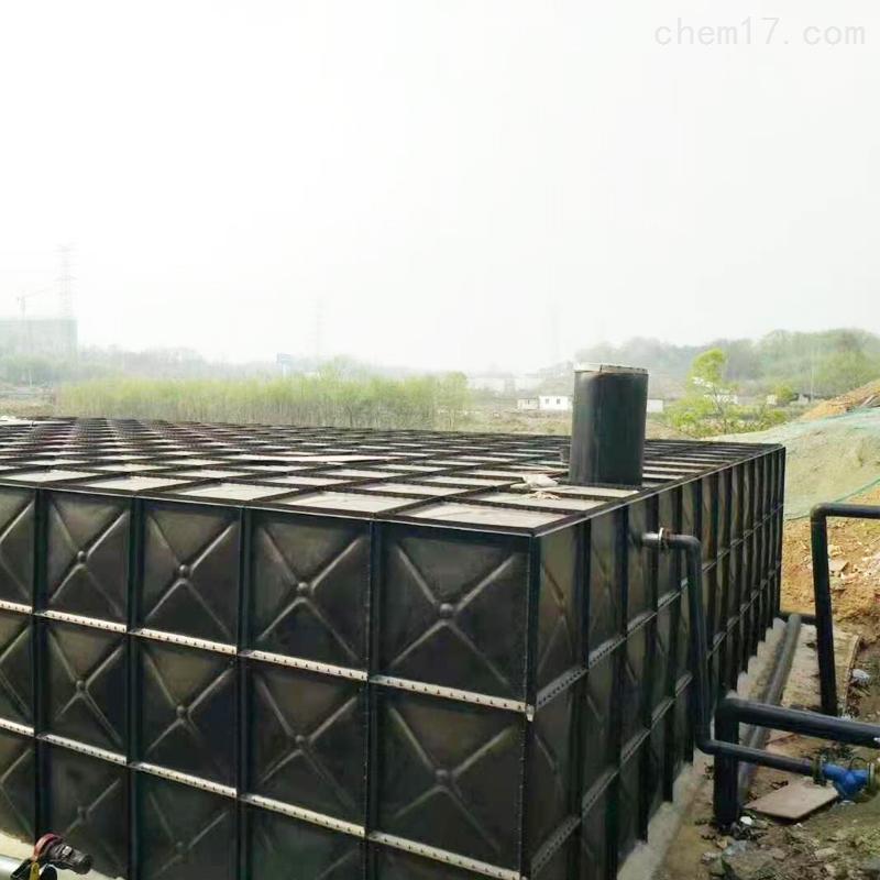 北京抗浮地埋式一体化消防泵站
