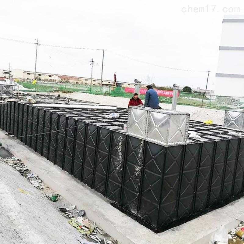 安徽地埋式消防一体化供水设备厂家施工价格
