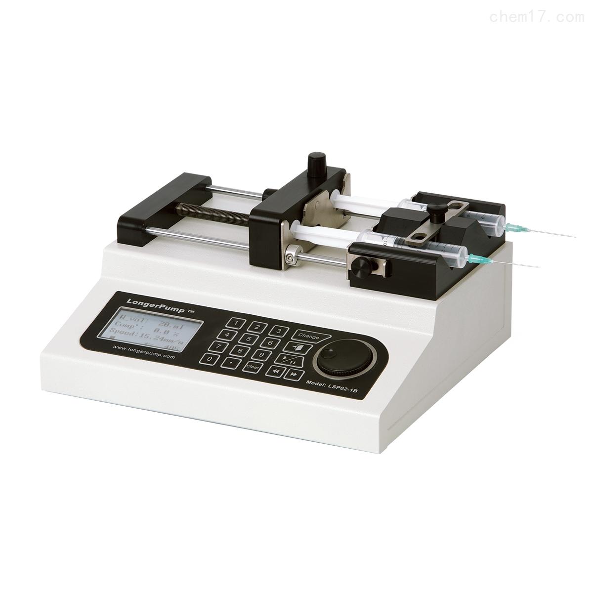 兰格实验室双通道恒速注射泵