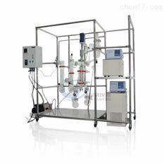 立式薄膜蒸发器AYAN-B150进料2升分子蒸馏仪