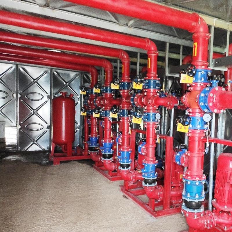 浙江抗浮地埋式箱泵一体化价格