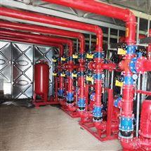 河北保定抗浮式地埋箱泵一体化水池