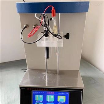 ZCS-111新标准氯离子浓度测定仪