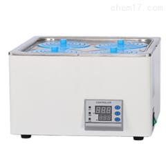 HH-14单列四孔电热恒温水浴锅报价