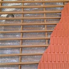 2*50m屋頂隔熱反光用氣泡鋁箔材料