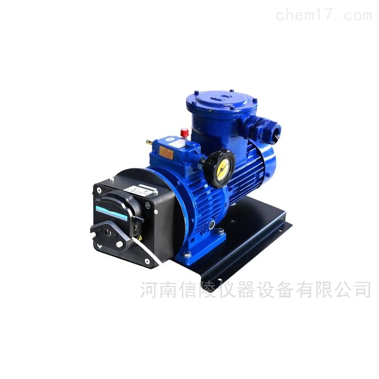 FG601S-W3防爆电机型蠕动泵