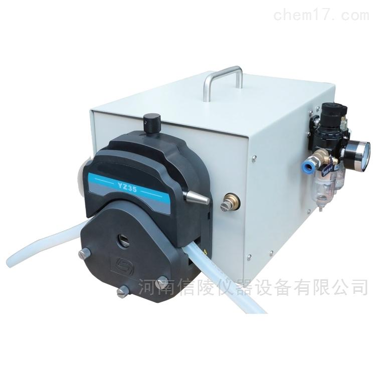 气动马达型蠕动泵