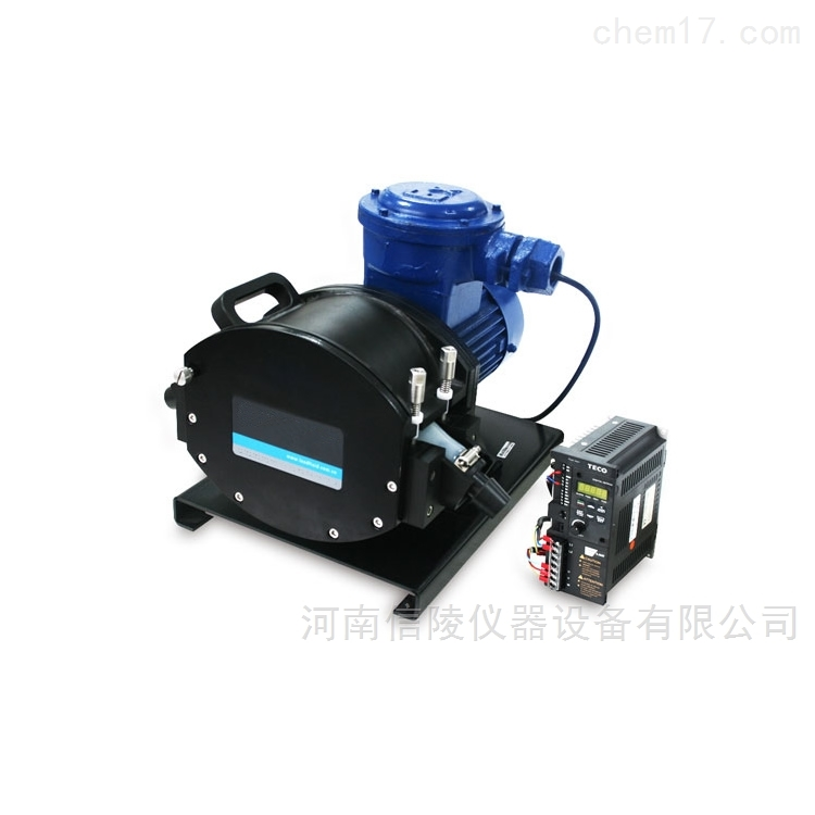 防爆电机型蠕动泵