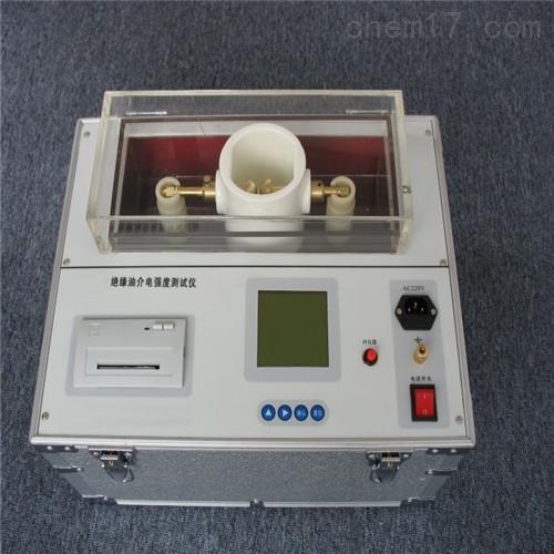 DCJY-80SI绝缘油介电强度测试仪