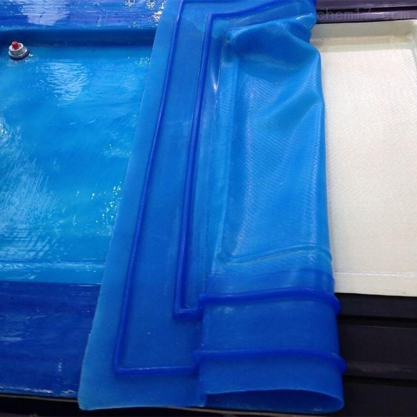 复合玻璃钢小艇制作用真空袋液体硅胶
