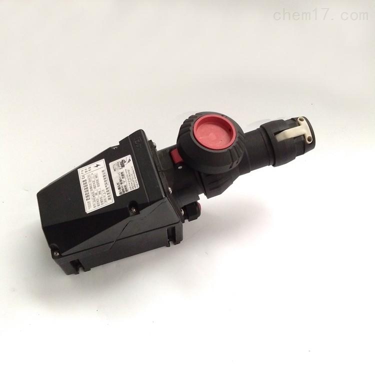 BCZ8060防爆防腐插座五芯63a三相插接装置