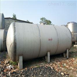 二手20吨不锈钢化工储罐
