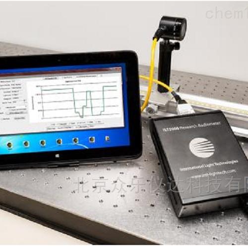 紫外光固化与光辐射危害及闪光灯测量系统