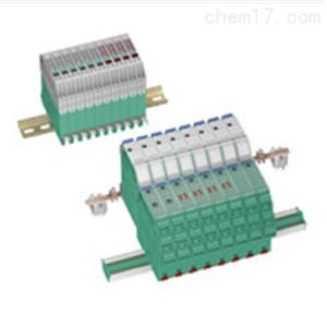 型号: K-LB-1…, K-LB-2…P+F浪涌保护器
