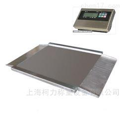 DCS-KL-C斜坡一体式不锈钢电子地磅秤