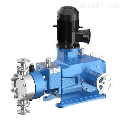 愛力浦液壓隔膜計量泵液體泵JYM25