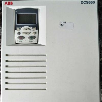 当天修好ABB直流传动器上电屏幕不亮无反应
