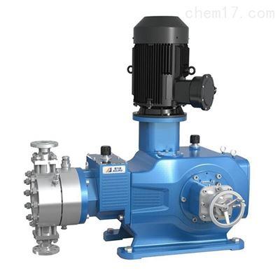 愛力浦大流量液壓隔膜計量泵JYM50係列