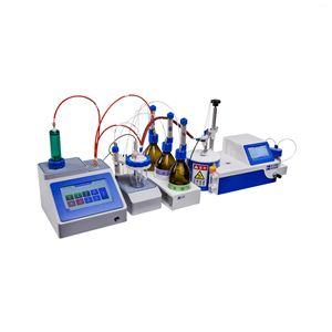 禾工科仪 容量法卡氏水分测定仪