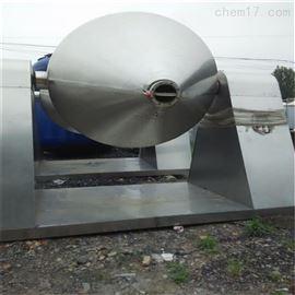 供应二手搪瓷双锥回转真空干燥机