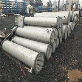 出售二手钛管冷凝器