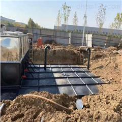 有效容积288镀锌板地埋消防水箱