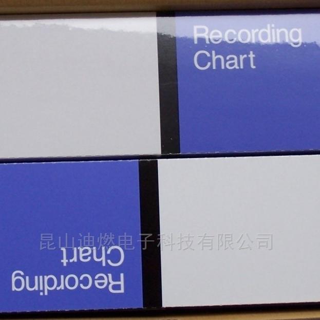 日本横河记录纸B9627AY