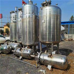 厂家热卖二手500L生物发酵罐价格