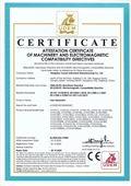 气体发生器CE认证