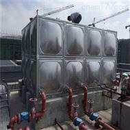 wxb-36-3.6全焊接不銹鋼拼裝水箱制作流程