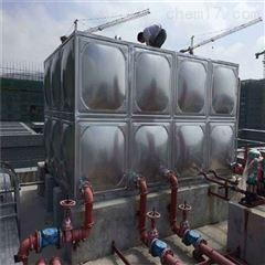 全焊接不锈钢拼装水箱制作流程