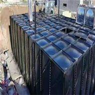定制地埋XBZ一體化消防泵站有效抗浮