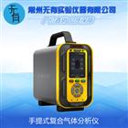 防爆复合气体分析仪