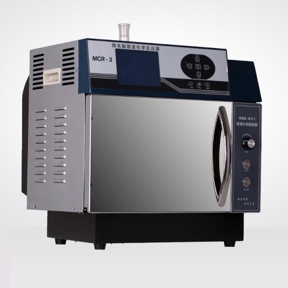 秋佐科技微波化学反应器-MCR-3