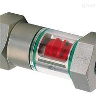 WR1-025GMW,WR1-032MWHonsberg流量指示器Honsberg玻璃转子流量计