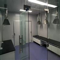 HZD威海实验室新风系统施工技术