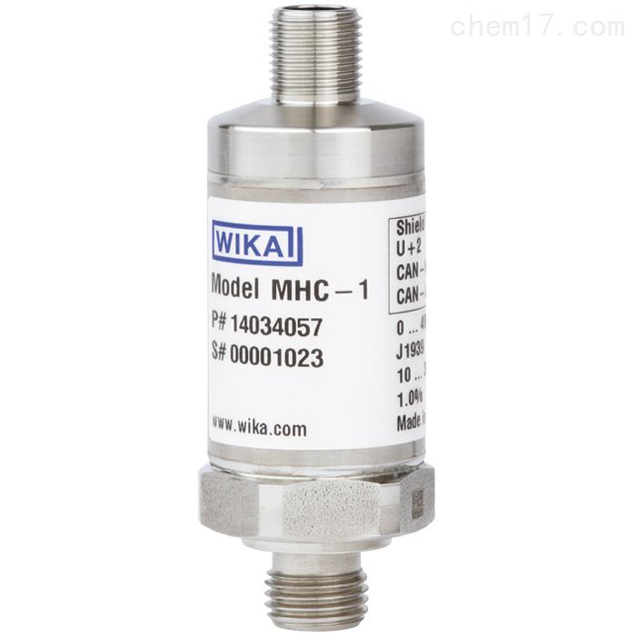 WIKA威卡压力变送器适用于流动液压行业报价