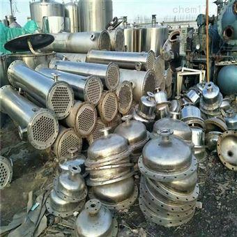 1000平方钛管式冷凝器