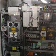 当天修好西门子6SE70伺服控制器启动就报F020