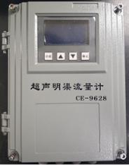 太仓创造电子CE-9628型超声波明渠流量计