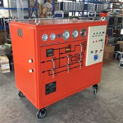 智能型SF6气体抽真空回充装置
